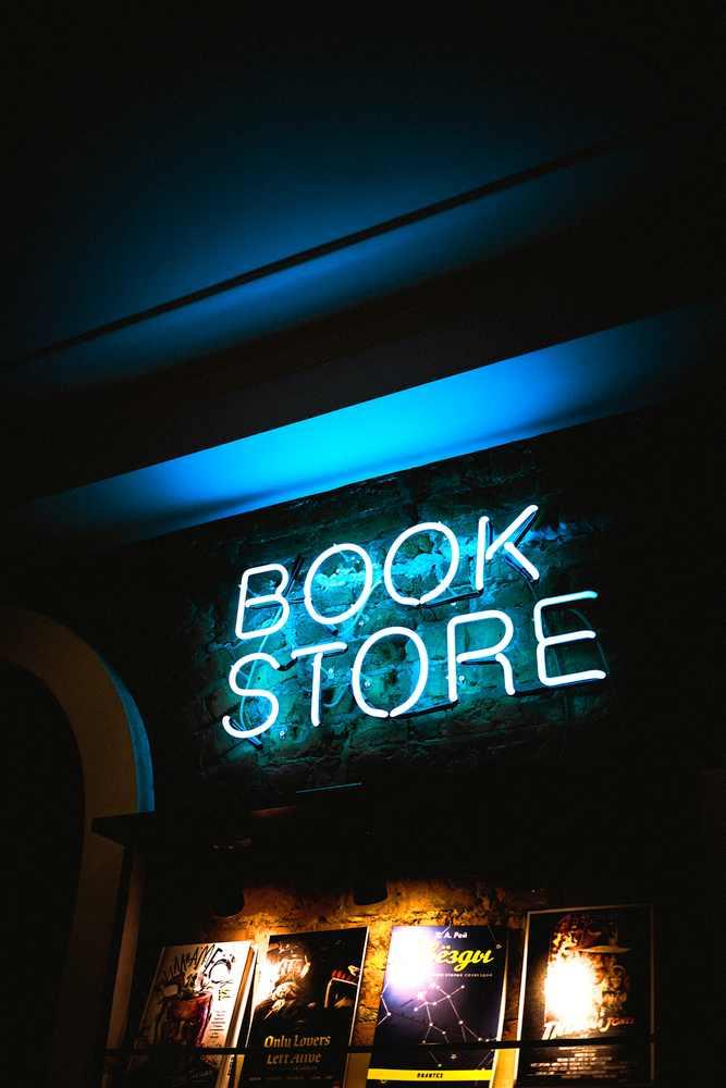 Buchhhandlung